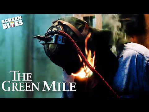 The Bad Death Of Eduard Delacroix | The Green Mile | SceneScreen