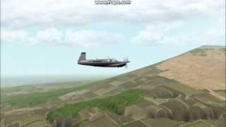 Flight Simulator 2000: Kilimanjaro