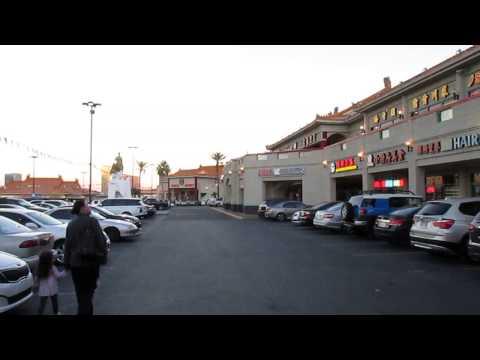 Las Vegas Chinatown Plaza
