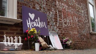 One year after Charlottesville, wounds are still healing