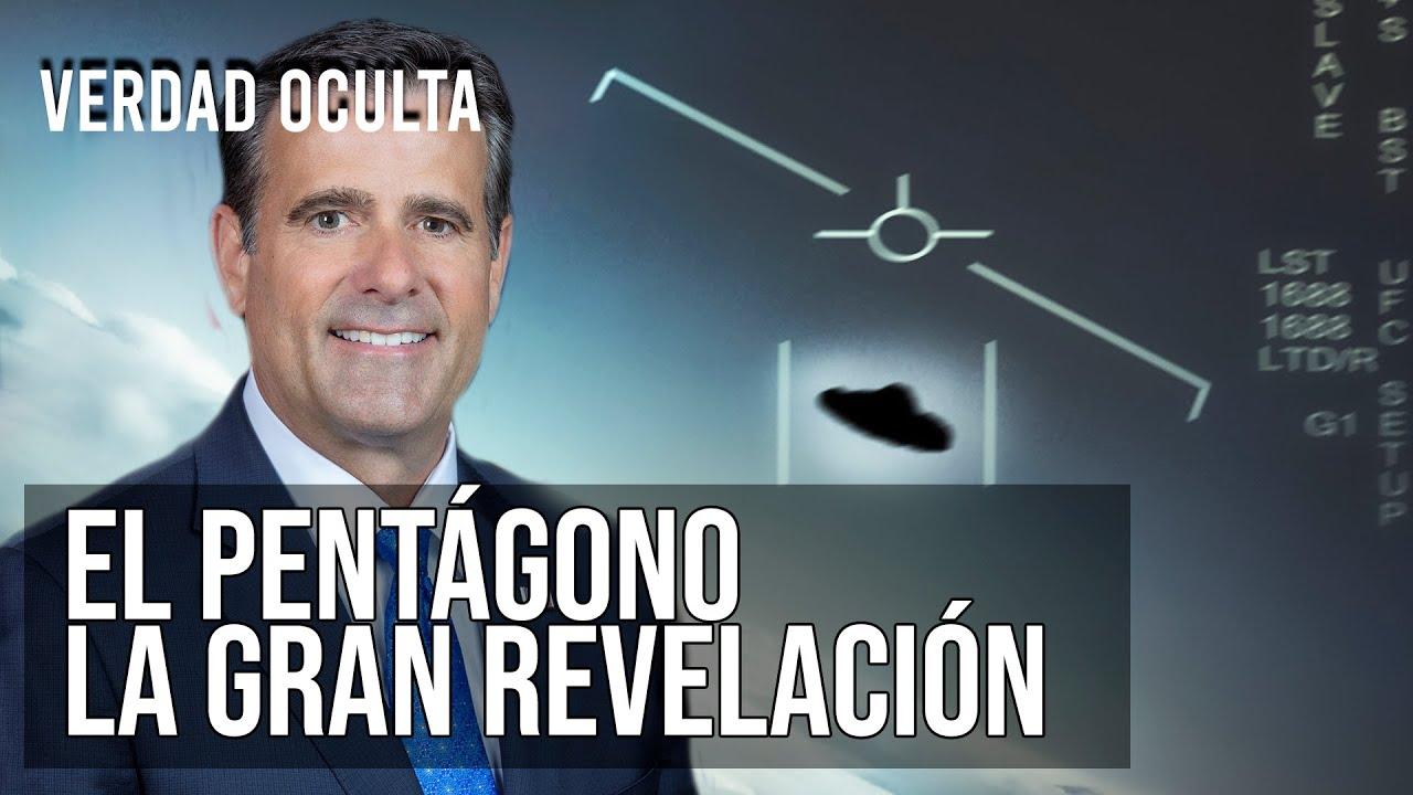 EXJEFE DE INTELIGENCIA AVANZA LA GRAN REVELACIÓN