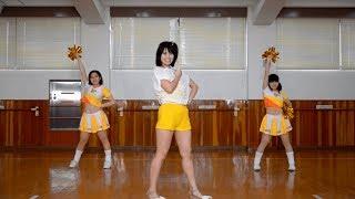 Perfume大好きな3人で、松浦亜弥ちゃんのYeah!めっちゃホリディを踊って...