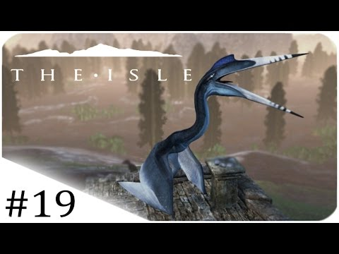 The Isle | Quetzalcoatlus! ( Testing ) | #19 [Early Access]