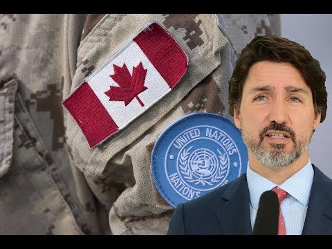LILLEY UNLEASHED: Trudeau selling Canada's soul for UN seat