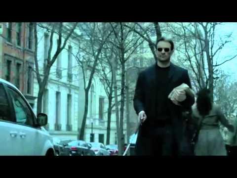 Daredevil - Matt tells Karen (I'm Daredevil)