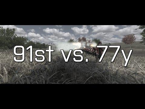 Napoleonic Wars: 91st Argyllshire Highlanders vs. 77y Pehotniy Polk