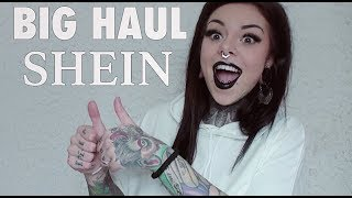 BIG HAUL SHEIN !