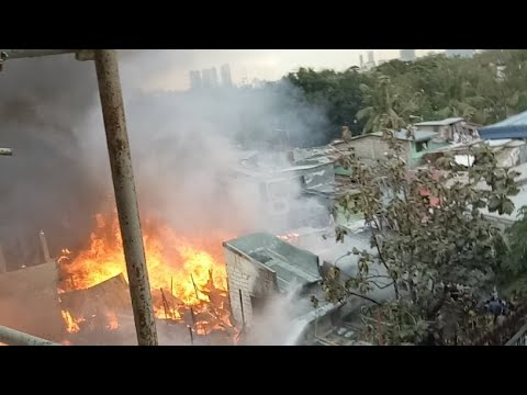 Residential Fire in Brgy Addition Hills Mandaluyong City