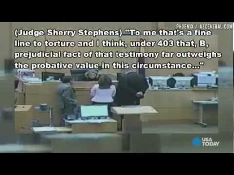 Jodi Arias Trial - Side Bar - Juan Martinez Has Evidence Jodi Tortured Her Cat
