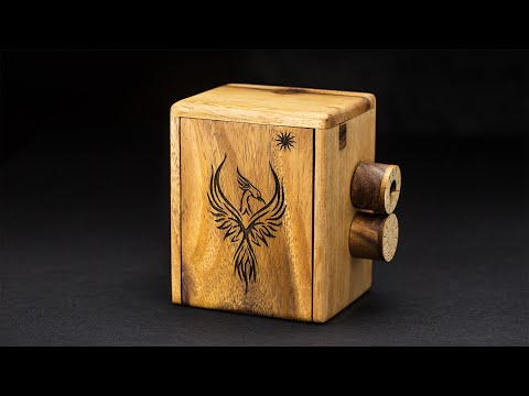 Solving Amazing Overtime Puzzle Box.