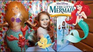 Русалочка Ариэль Кукла для плаванья  - Little Mermaid Ariel Disney Princess