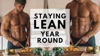 Lean Year Round Diet | Full Day Of Eating