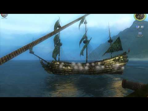 Age Of Pirates 2 - The Ship Of Souls (Flying Dutchman)