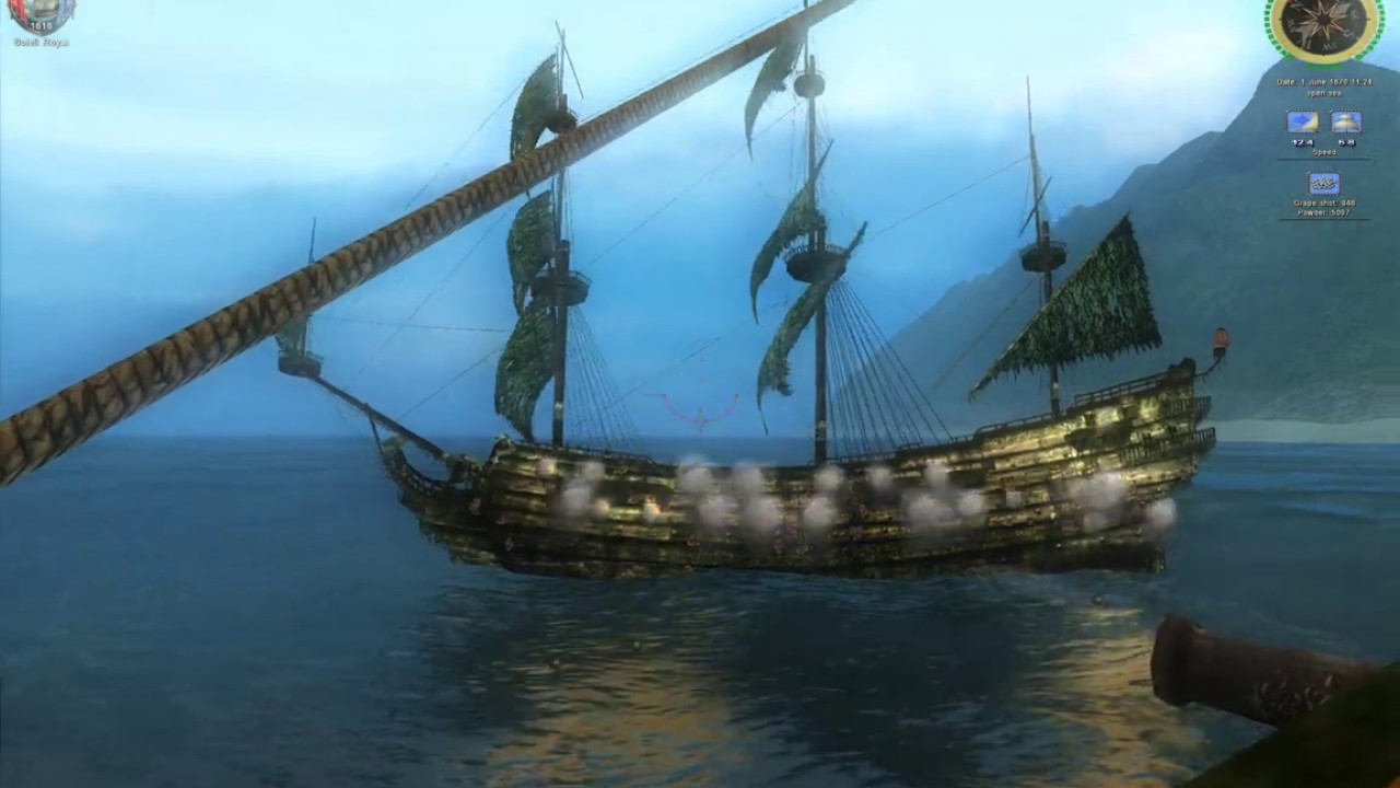 Download Age of Pirates 2 - The Ship of Souls (Flying Dutchman)