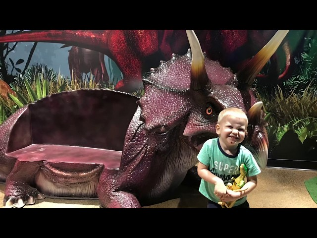 Pangaea: Land of the Dinosaurs in Scottsdale - Phoenix With Kids