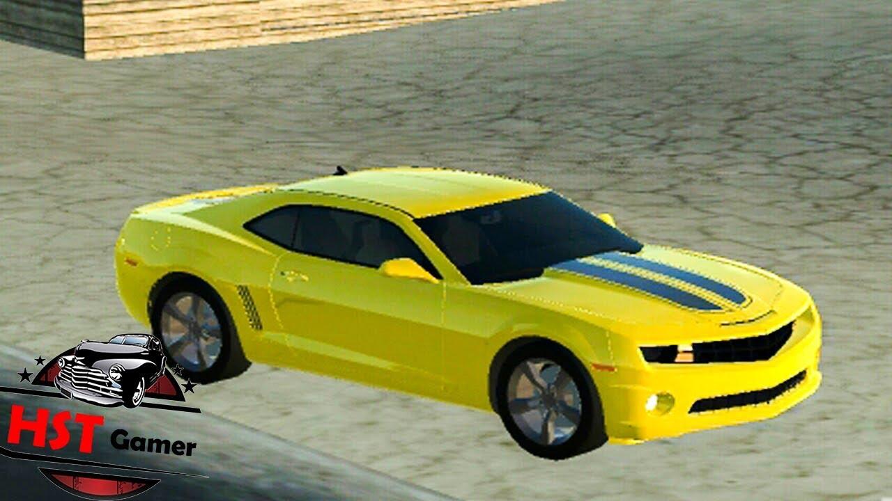 Modern American Muscle Cars