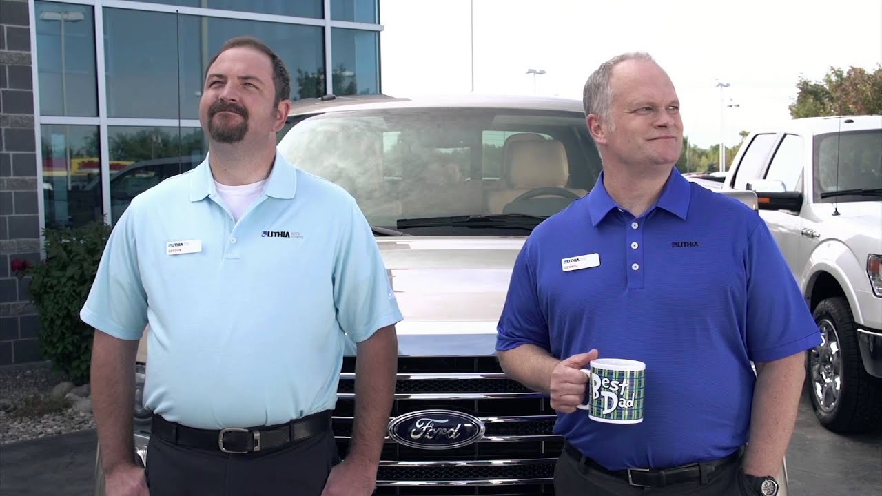 Lithia Ford Boise >> Lithia Ford of Boise - Nickname - YouTube