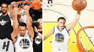 Stephen Curry NASTY Dunk Compilation (2015-2019) Video