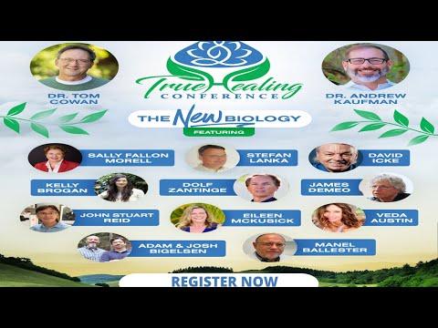 True Healing Conference 2021 | Biophotons, Orgone Energy, Cymatics, Structured Water, Healing