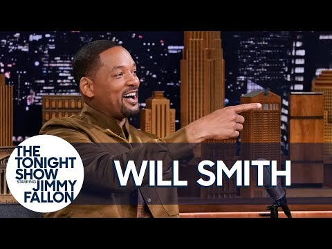 Joel - Get Your First Take of Will Smith Singing Friend Like Me