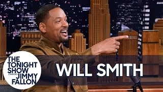 "Will Smith Sings His Version of Live-Action Aladdin's ""Friend Like Me"""