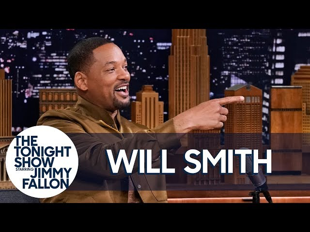 Will Smith Sings His Version of Live-Action Aladdins Friend Like Me
