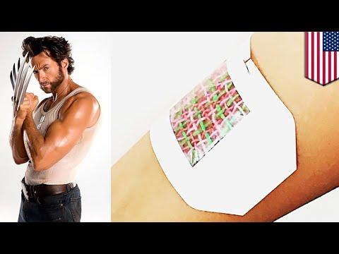 Esta 'venda inteligente' te ayudará a sanar como Wolverine - TomoNews