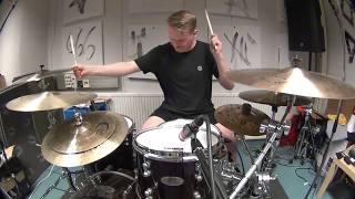 Stray From The Path - The First Will Be Last - Drum Cover by Sauli Kiiskinen