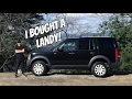My New Land Rover Discovery LR3