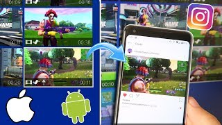 How to SEND PS4 CLIPS TO INSTAGRAM! (NO USB/PC) (WORKS WITH iOS AND ANDROID)