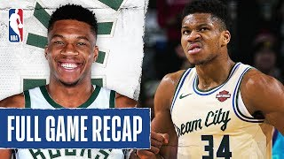 HORNETS at BUCKS | FULL GAME HIGHLIGHTS | November 30, 2019