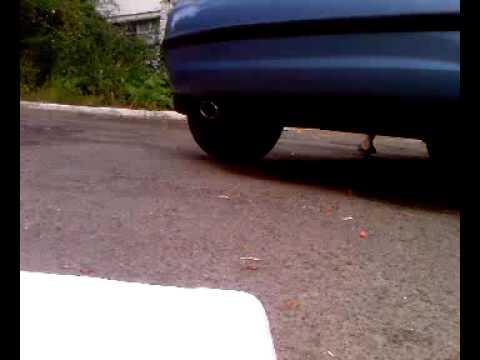 Глушитель Chevrolet Aveo