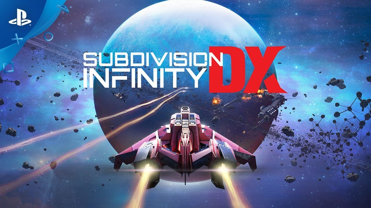Subdivision Infinity DX – Gameplay Trailer | PS4