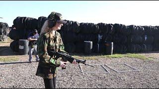Galil AR 5.56x45mm | Initial Shoot