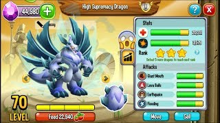 Dragon City: High Snow Dragon, NEW HEROIC | EXCLUSIVE DRAGON! 😱