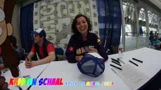 Comic Con 2013: Gravity Falls Signing