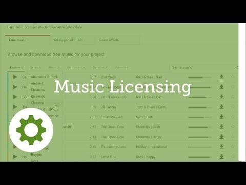 Tips: Music Licensing for Screencasting