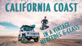 Baixar Travel the California Coast in a Vintage G-Wagen - VLOG#006