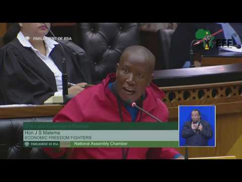 CIC Julius Malema's Response to the Local Government Elections 2016