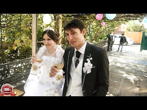 Жених забрал красавицу невесту. Первая дорога молодоженов. Даниил и Русалина