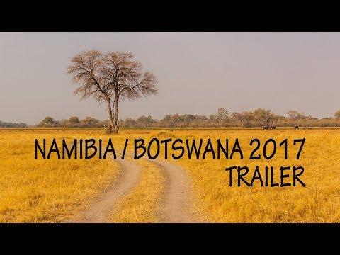 2016 Namibia  Botswana Trailer