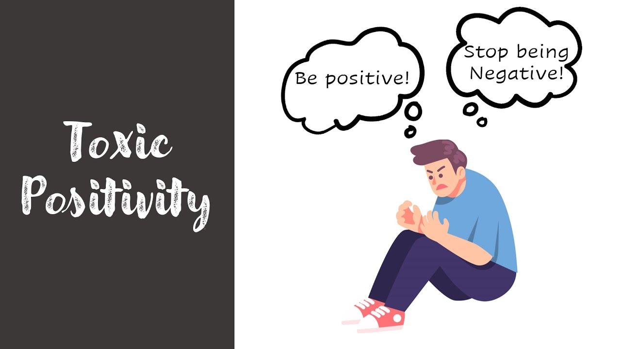 Toxic Positivity คืออะไรและสามารถส่งผลเสียได้อย่างไร?