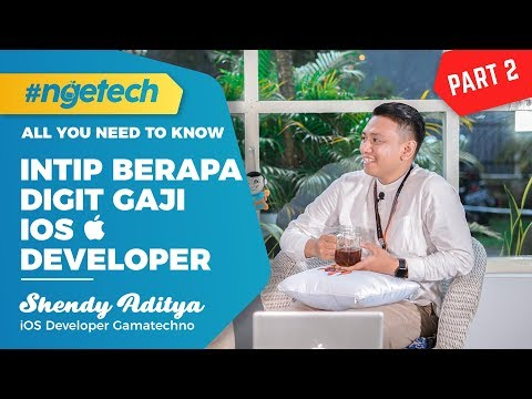 Intip Berapa Gaji iOS Developer | NGETECH part 2 of 3