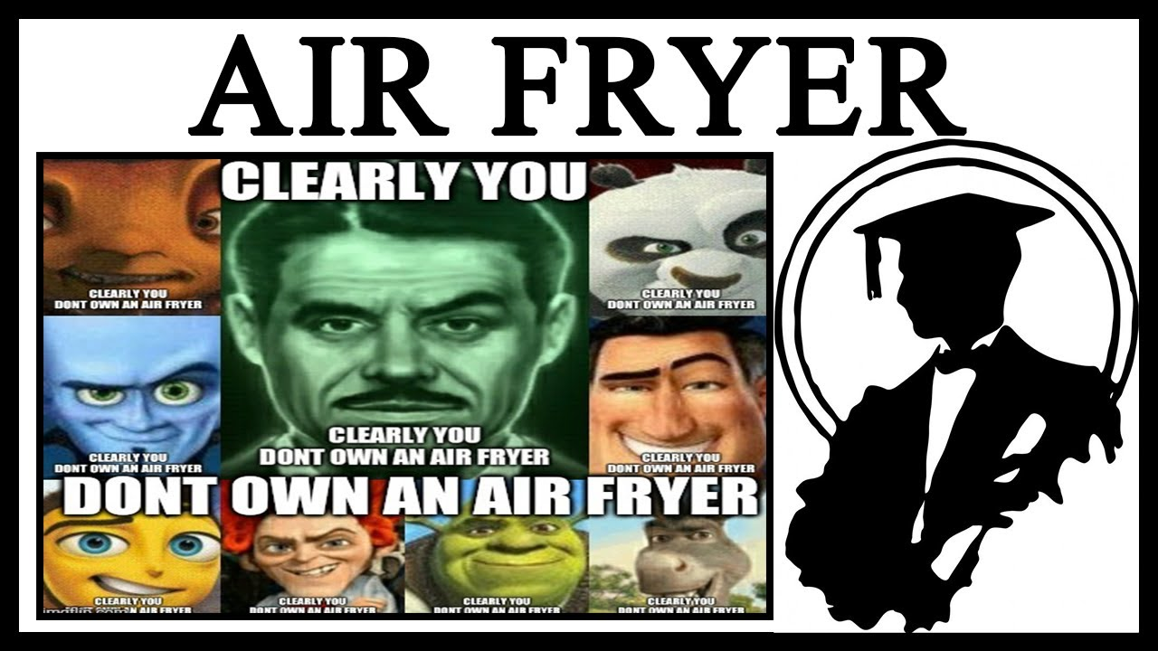 """Why """"Clearly You Don't Own An Air Fryer"""" Is An Insult"""