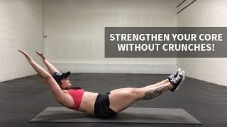 5 Ways to Strengthen Your Core (Without Crunches!)