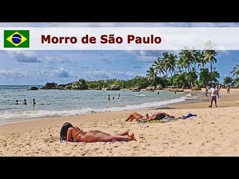 Morro de São Paulo - Traumstrände in Brasilien