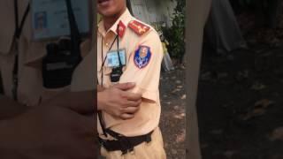 Cảnh sát giao thông long thành  ăn chia với giang hồ kêu giang hồn đánh người