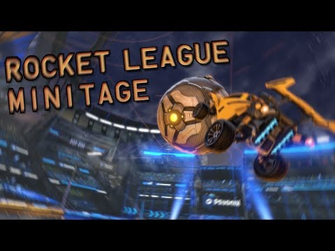 Rocket League Minitage - Edited By: Kalow