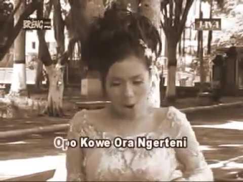 Alun Alun Nganjuk : Lagu Khas Daerah Nganjuk