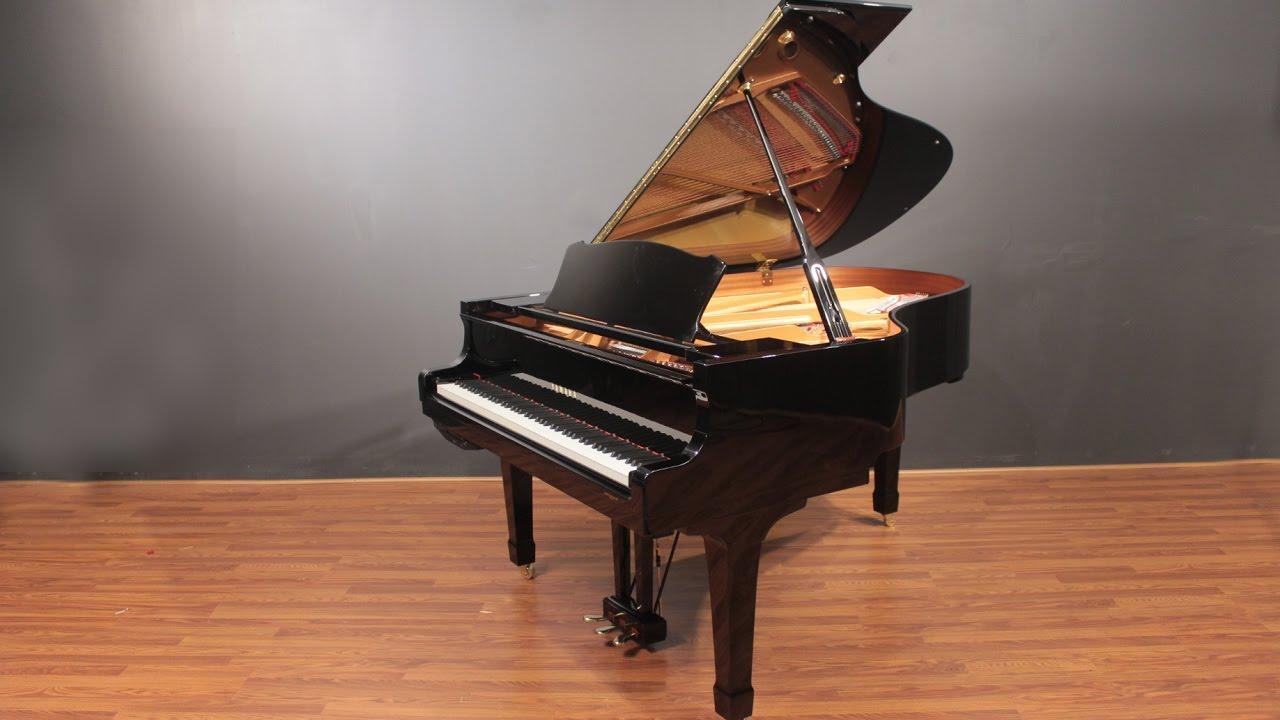 Yamaha disklavier c3 mark iv 6 39 1 39 39 grand piano 2008 dc3m4 for Yamaha disklavier grand piano
